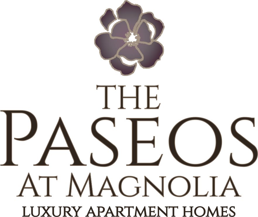 The Paseos at Magnolia Luxury Apartment Homes logo